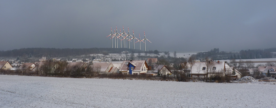 Windpark zoschingen